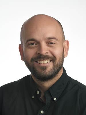 David Trevor hjá Securitas