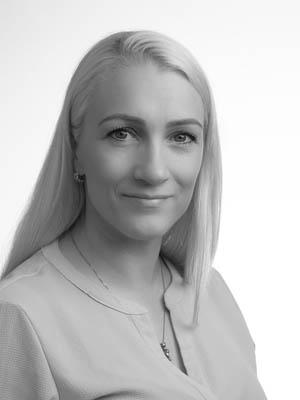 Helga Camilla Agnarsdóttir hjá Securitas