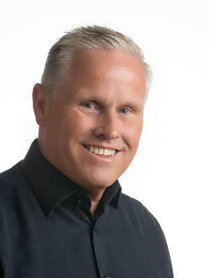Baldur Þór Gunnarsson framkvæmdastjóri Gæslusviðs Securitas
