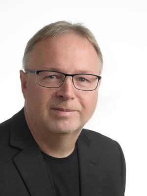Erik Róbert Yeoman Framkvæmdastjóri tæknisviðs Securitas