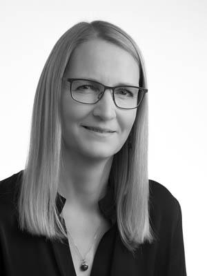 Halla Lárusdóttir Framkvæmdastjóri Fjármálasviðs Securitas
