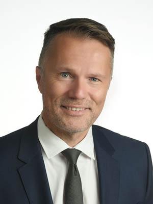 Ómar Svavarsson forstjóri Securitas