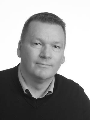 Jónas Björnsson útibússtjóri Securitas á Akureyri