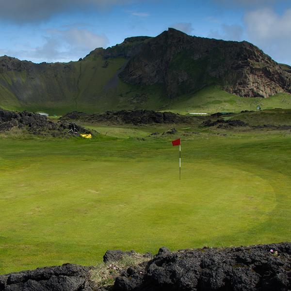 Vinnustaðurinn hjá Securitas golfklúbbur og golfmót
